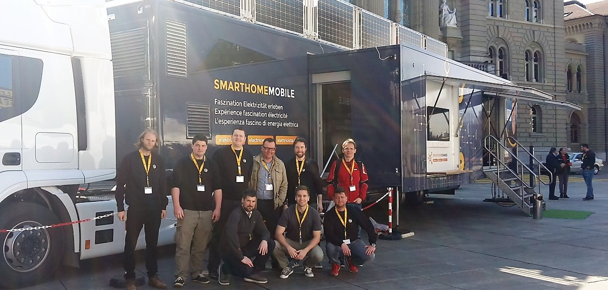 SmartHomeMobile hubware team