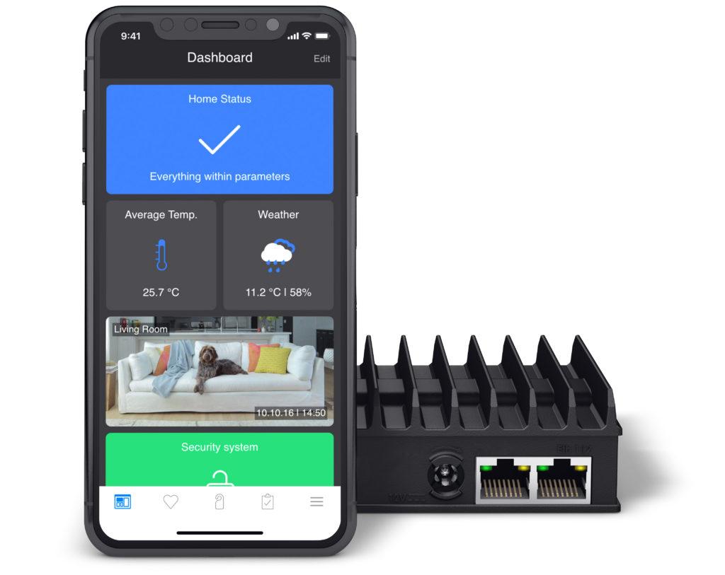 sarah2 smart home system